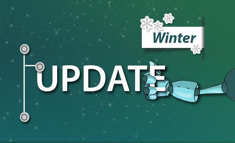 Зимние обновления системы Leadvertex